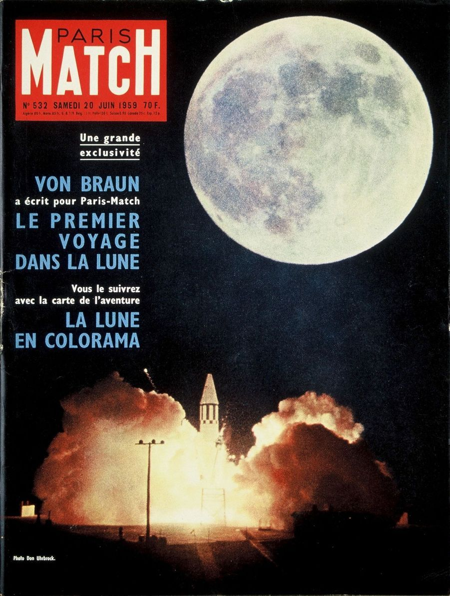Paris Match n°532 du 20 juin 1959