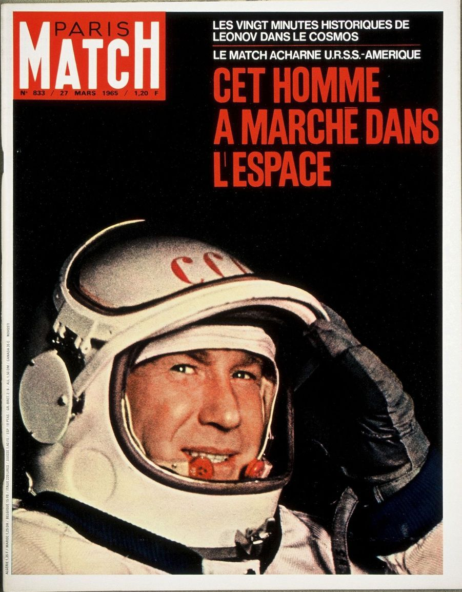 Paris Match n°833 du 27 mars 1965