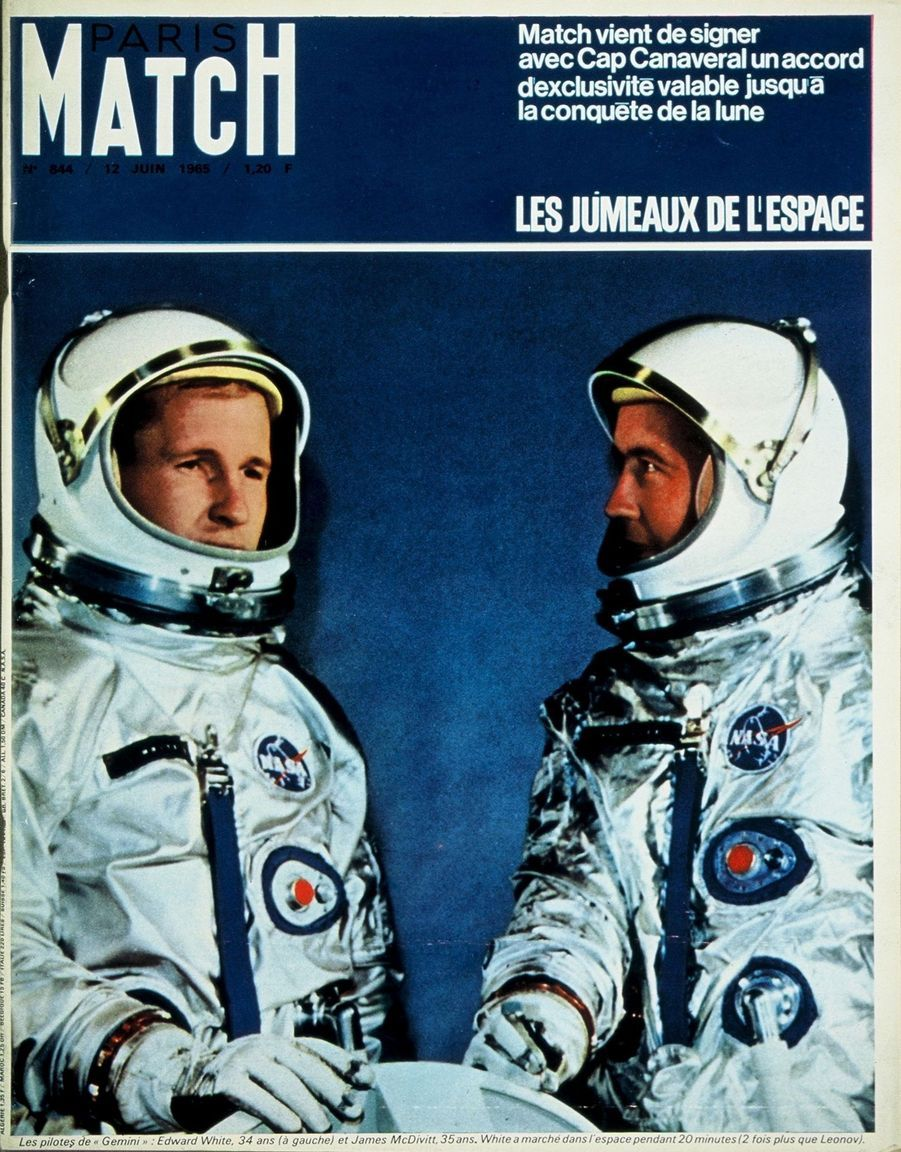 Paris Match n°844 du 12 juin 1965