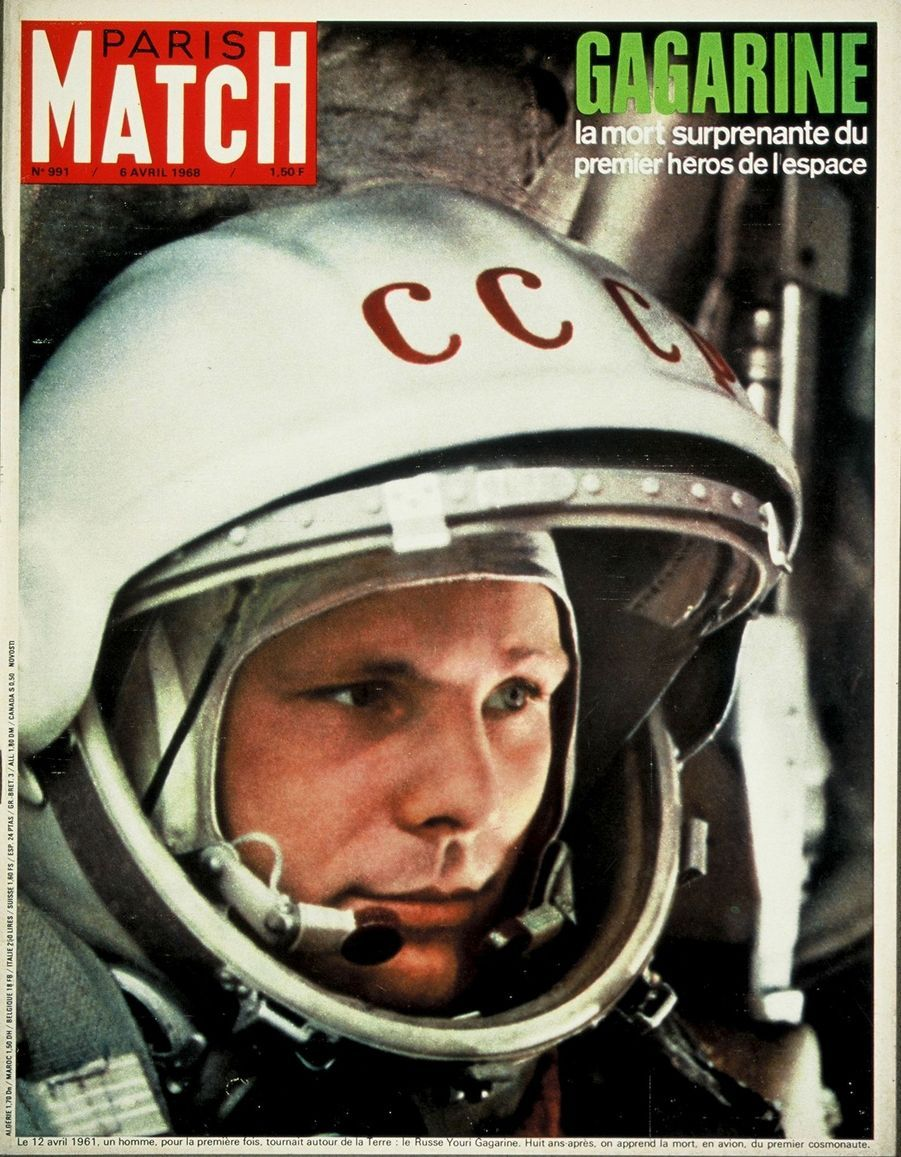 Paris Match n°991 du 6 avril 1968