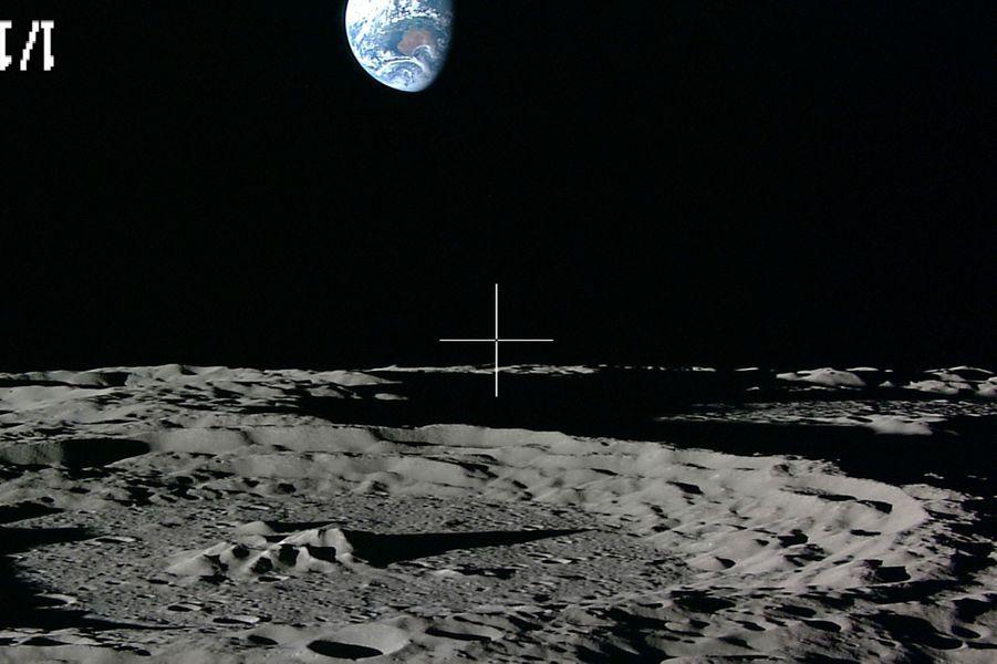 La Lune comme vous ne l'avez jamais vue