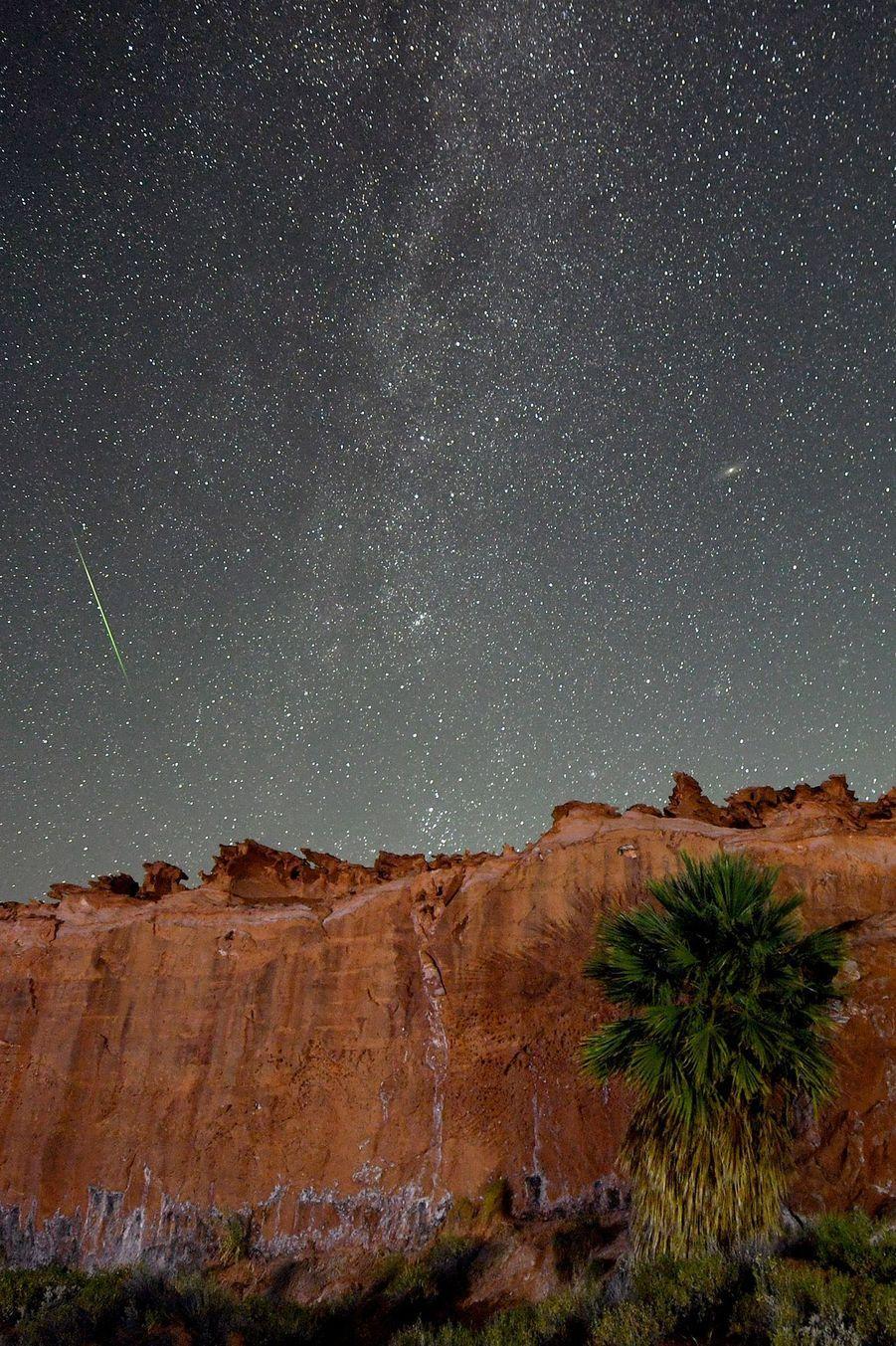 Le Gold Butte National Monument dans le Nevada, USA
