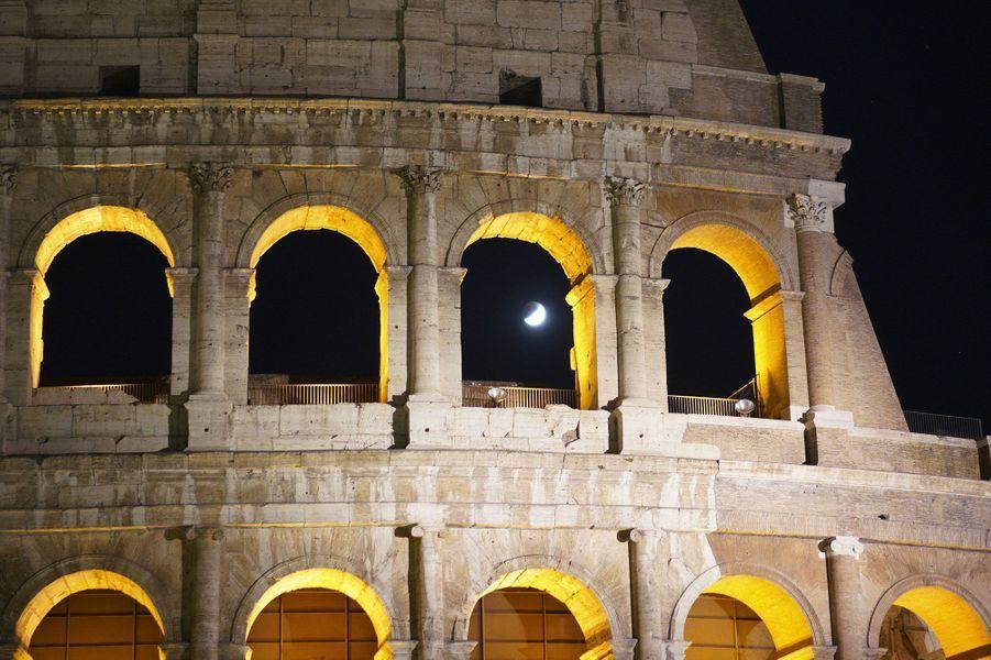 A Rome, Italie