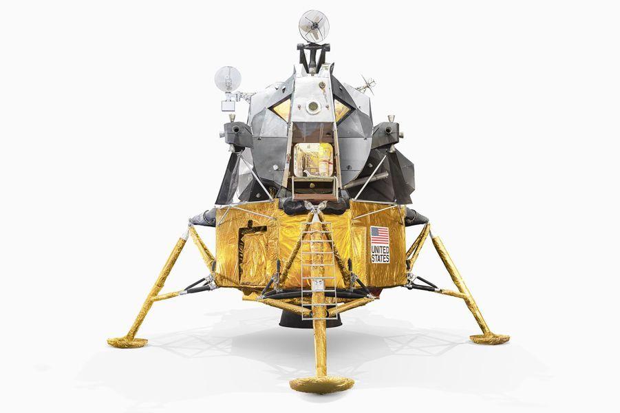 Lunar Test Article 8 (LTA-8)/