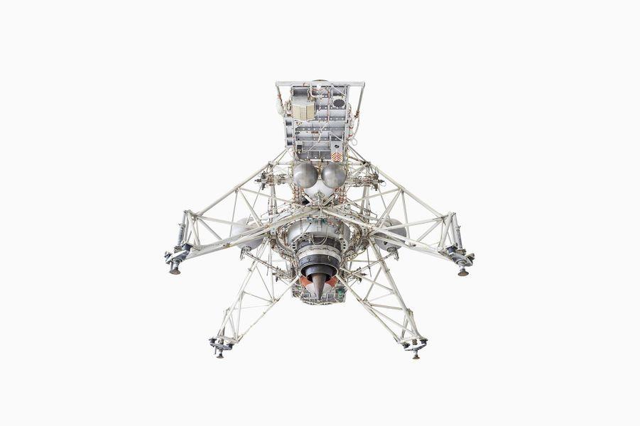 L'atterrisseur lunaire NASA 952.