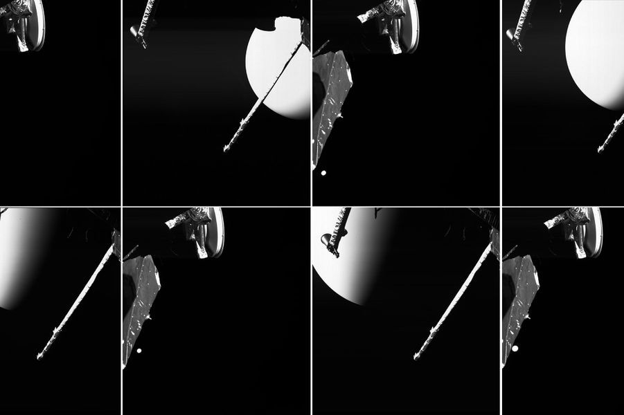 Octobre. Quand BepiColombo a survolé Venus.