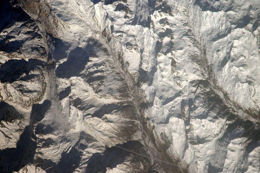 Le col du Lautaret (Hautes-Alpes)