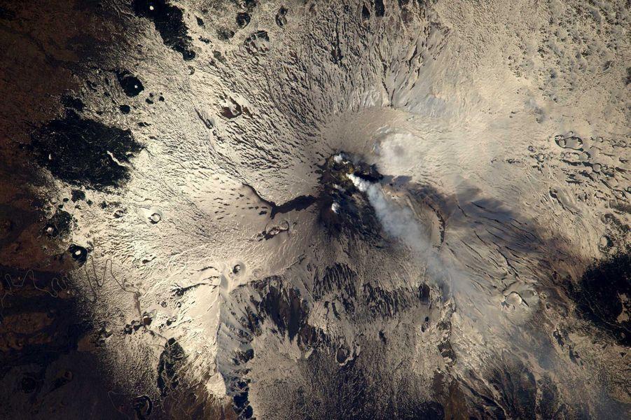 L'Etna en éruption