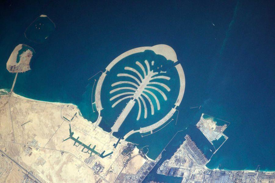 Des îles artificielles à Dubai