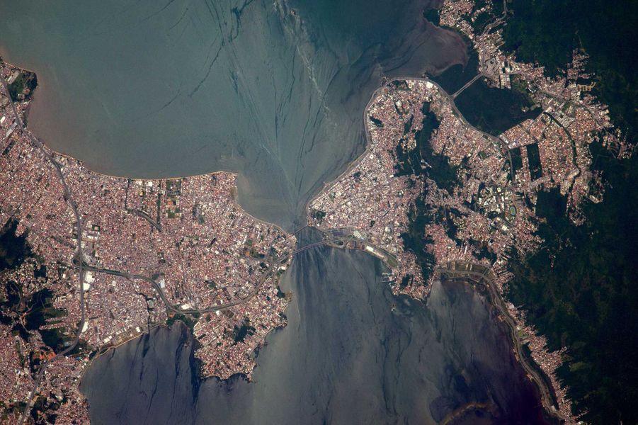 Sao José et Florianopolis