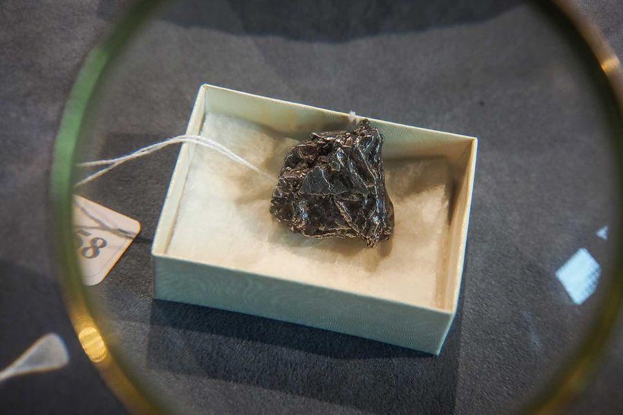 Une météorite deGérard Merlieren vente aux enchères