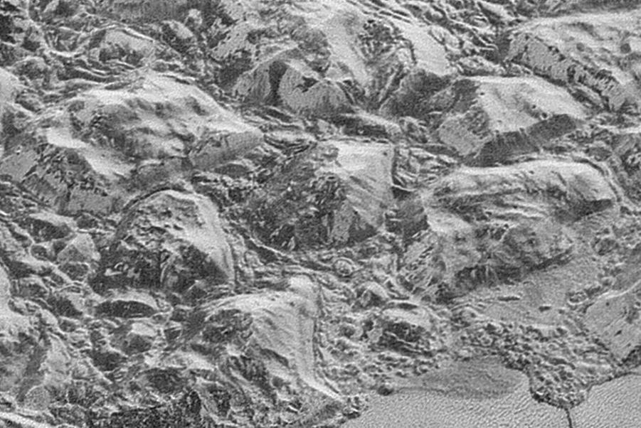 Au plus près de Pluton avec la sonde New Horizon