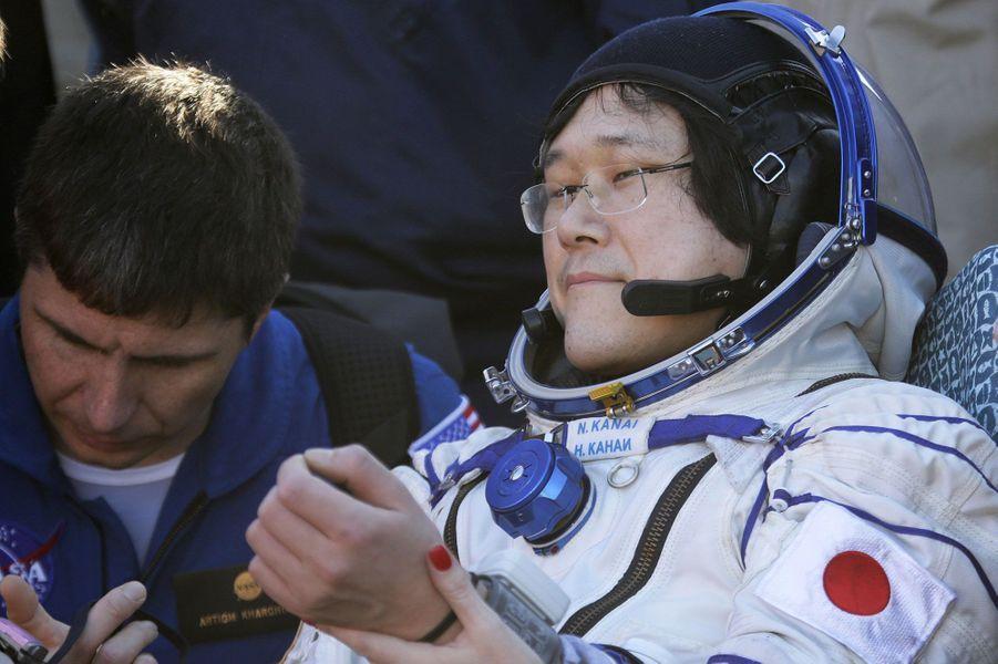 L'astronaute japonaisNorishige Kanai