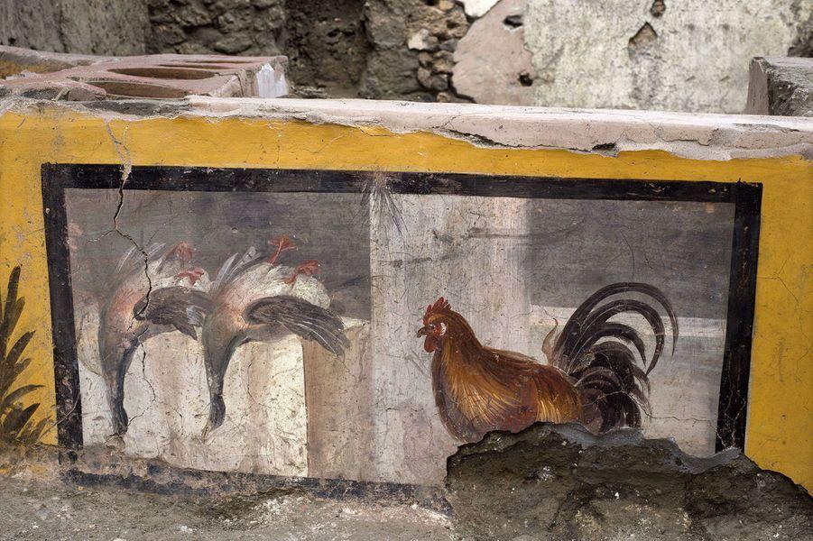 Lethermopolium de Pompéi.