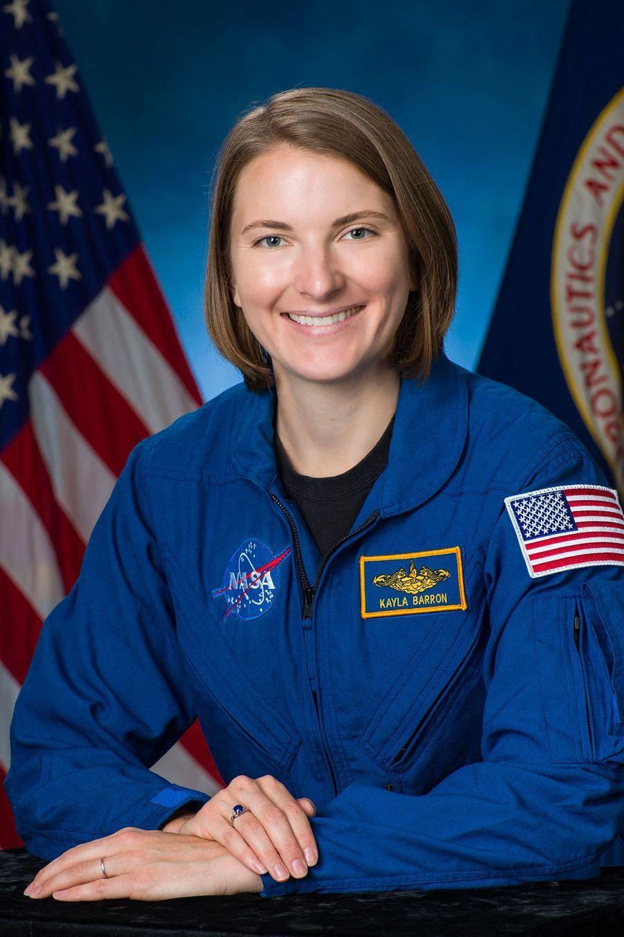Kayla Baron.