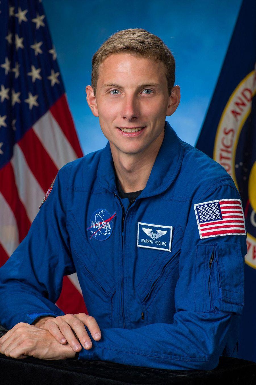 Warren Hoburg.