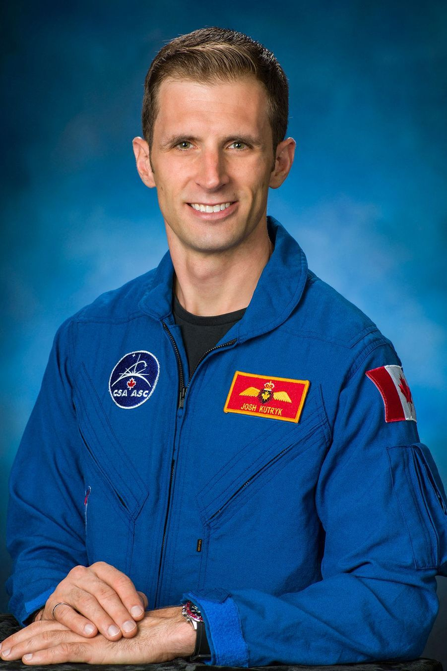 Josh Kutryk.