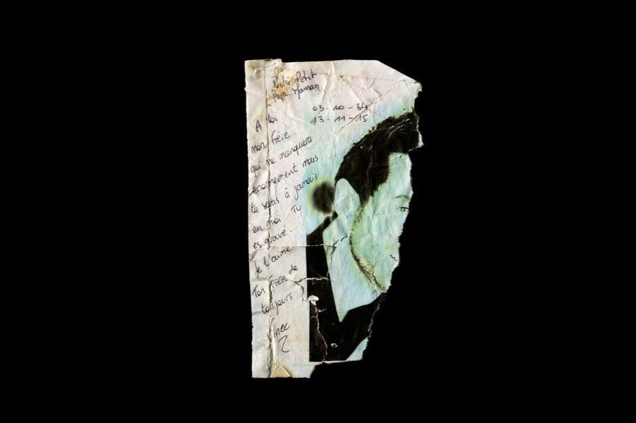 La lettre écrite à Romain, La Belle Equipe (3907W).