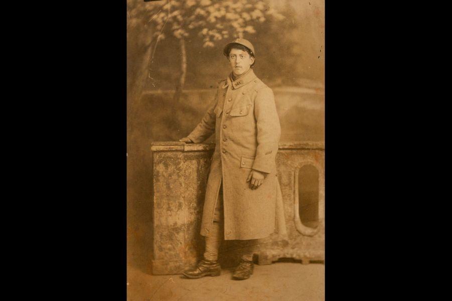 Joseph Perrot, 361e RI. Arrière-grand-père de Laura Félix-Faure.