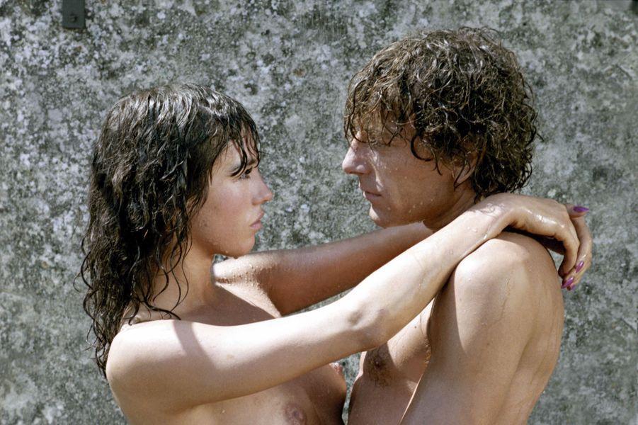 Elle (Isabelle Adjani) et Pin Pon (Alain Souchon), dans « L'Eté meurtrier », de Jean Becker (1983). Quatre César.