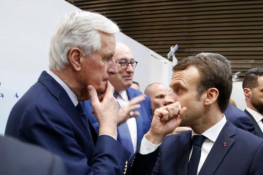 Emmanuel Macron Au Salon De L'Agriculture ( 9
