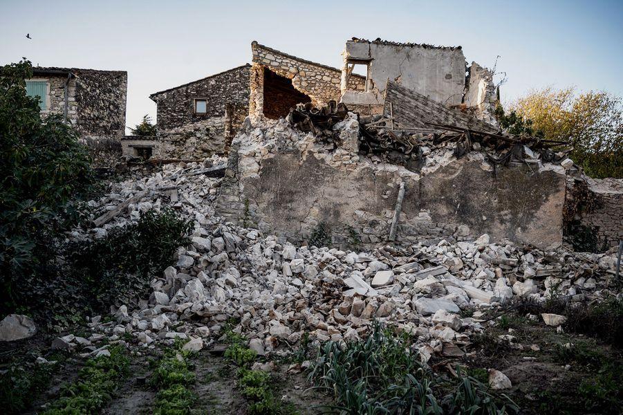 Le Teil a été frappé par un séisme lundi matin