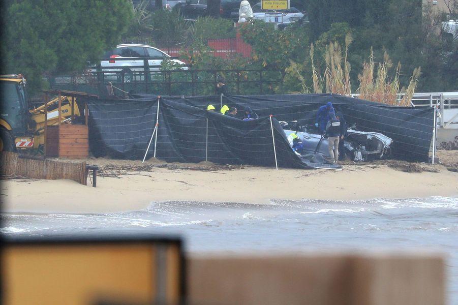 Des gendarmes ont découvert un corps sans vie dans sa voiture à Sainte-Maxime, le 11 octobre 2018