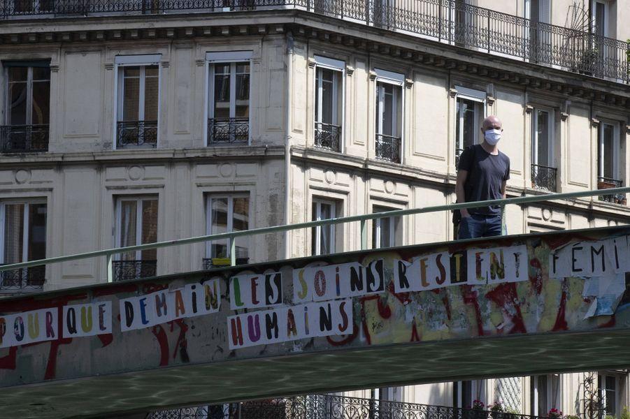 Photo prise à Paris.