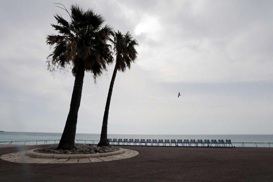 La promenade des Anglais, à Nice
