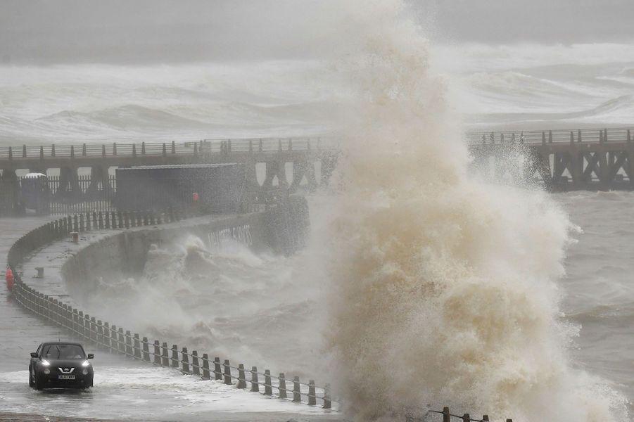 ANewhaven, dans le Sussex, en Angleterre.