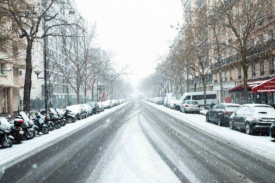 Paris neige 4