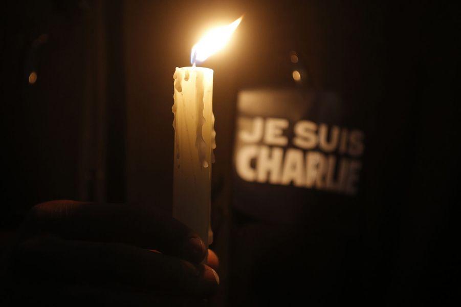 "Tous unis pour ""Charlie Hebdo"""