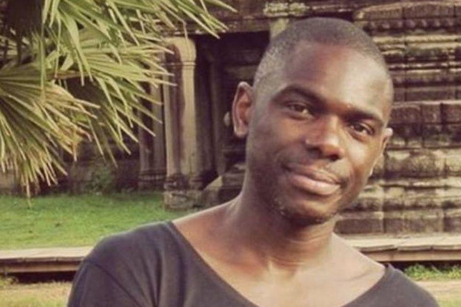 Ludovic, 40 ans, d´origine congolaise, a grandi à Lille, il était employé chez Fedex.