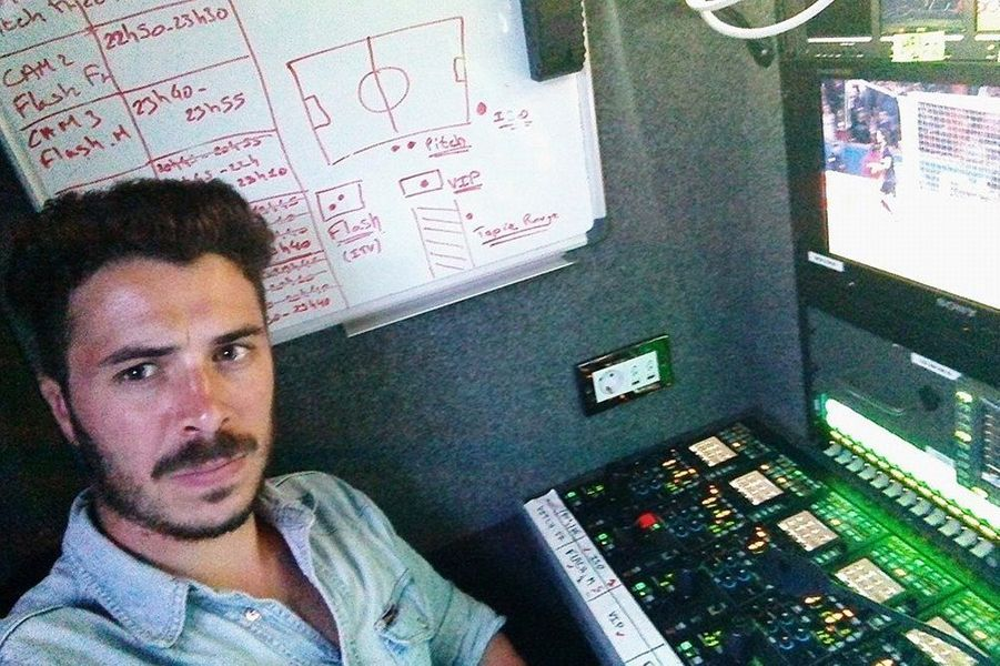 Maxime, 26 ans, originaire de Coux-et-Bigaroque dans le Périgord, était joueur de rugby amateur, Parisien depuis cinq ans, et réalisateur.