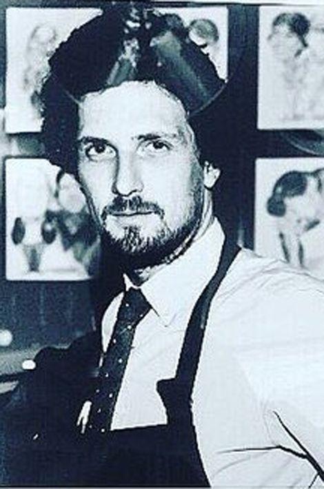 Stéphane Albertini, chef de salle du restaurant italien Chez Livio, à Neuilly, apprécié des joueurs du PSG, cousin de Pierre Innocenti.