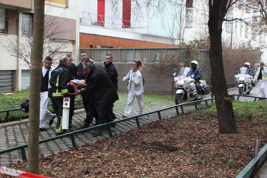 L'attentat contre les locaux de Charlie Hebdo a fait 12 morts