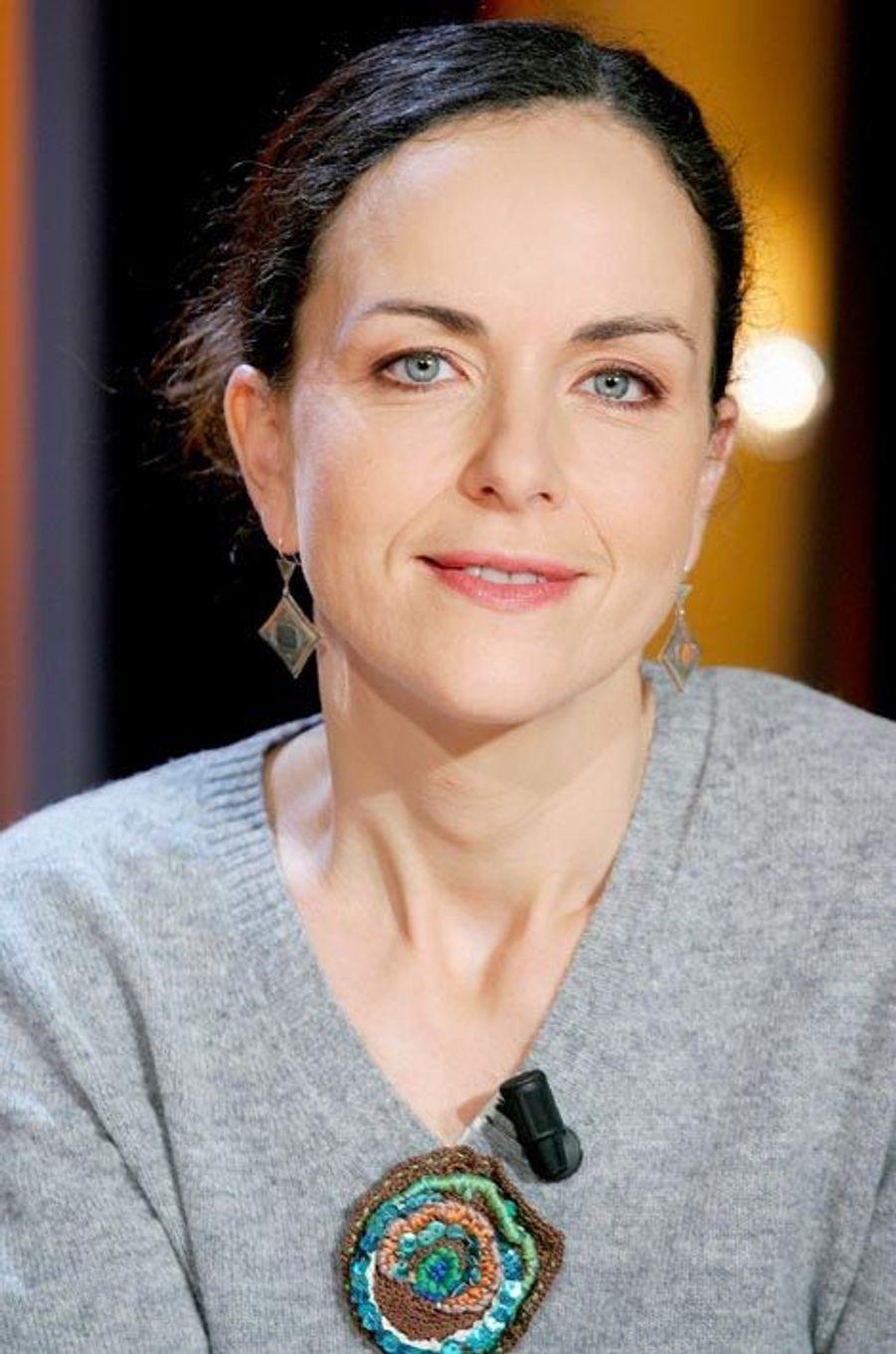 Agnès Desarthe, nommée chevalier