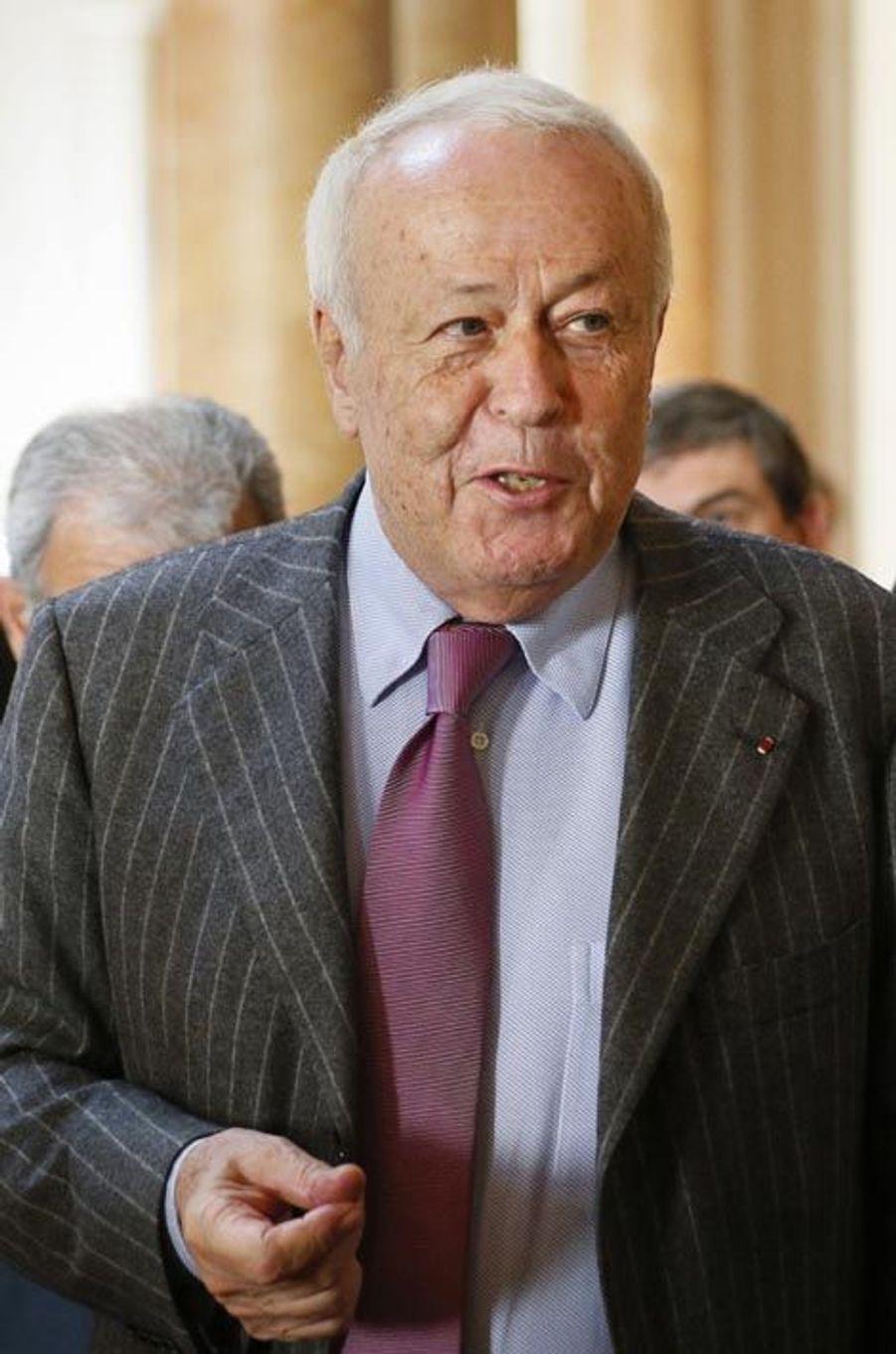 Alain Mérieux, grand officier