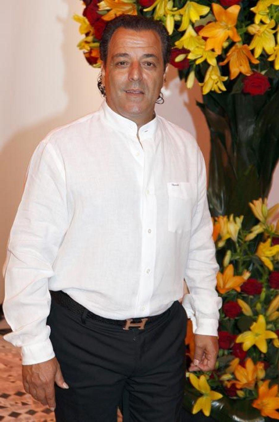 Chico Bouchikhi, nommé chevalier