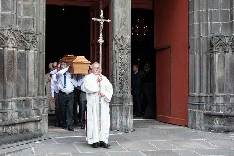 Les obsèques de François Michelin à Clermont-Ferrand
