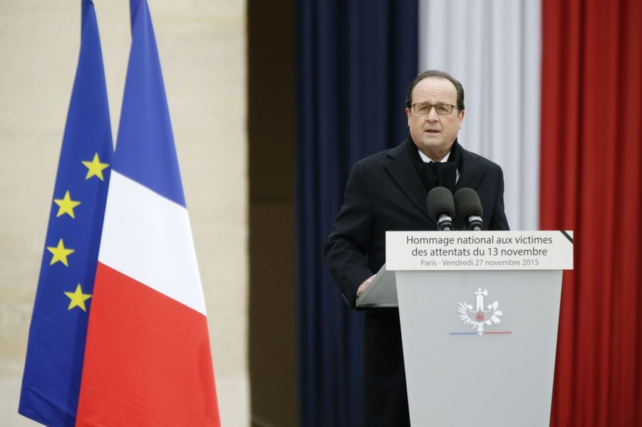 Discours de François Hollande