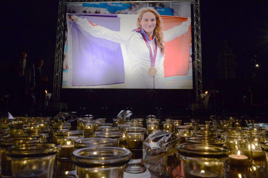 La ville de Nice pleure sa championne