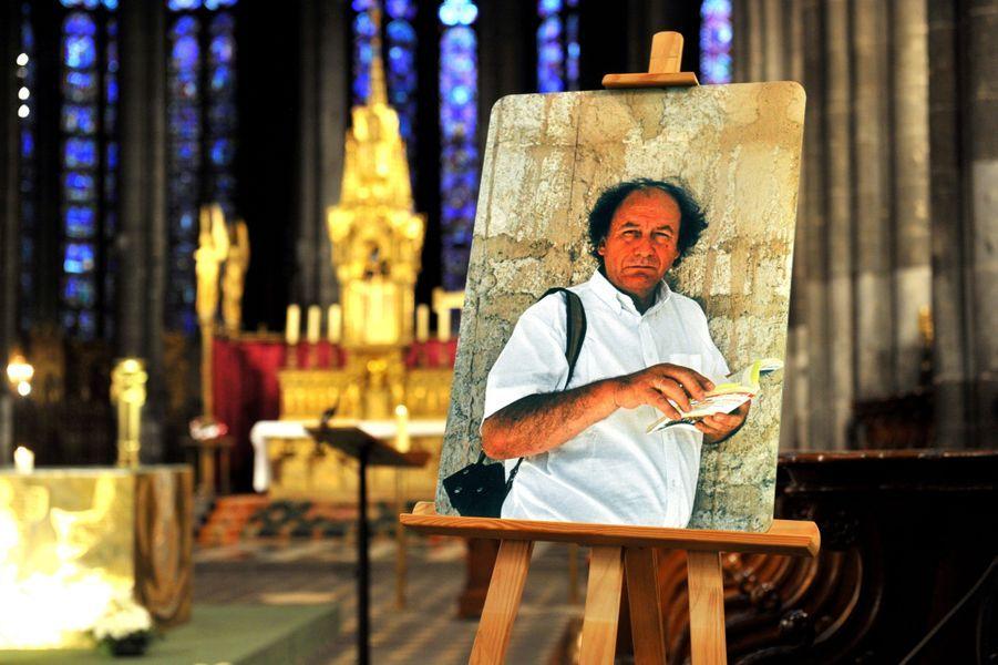 Les obsèques de Michel Renaud à Clermont-Ferrand