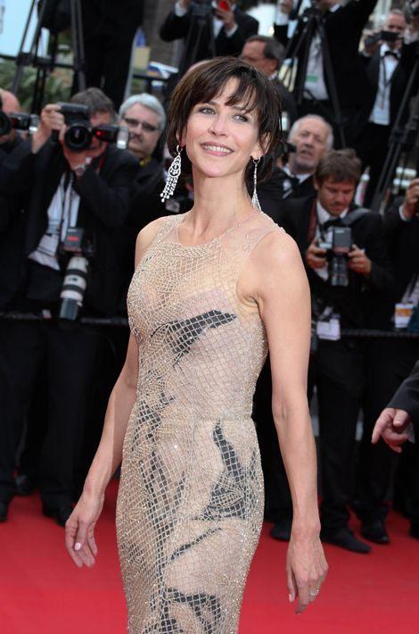 Sophie Marceau, 8ème du classement des personnalités préférées des Français