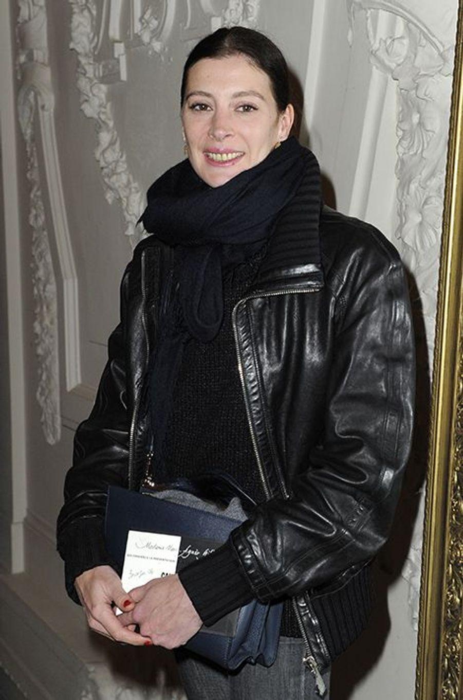 Marie-Agnès Gillot