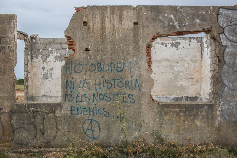 Un mémorial pour l'histoire