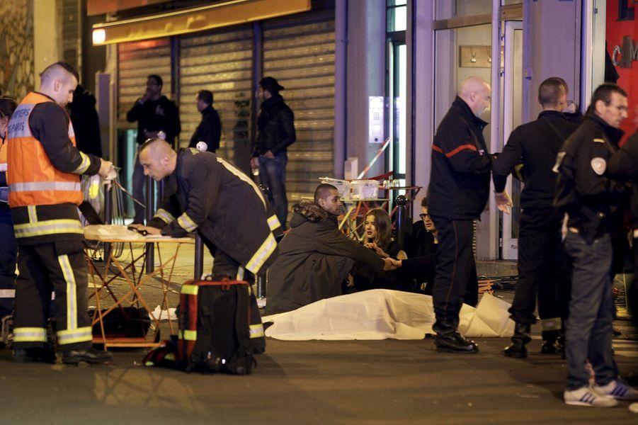 Fusillade dans le 11ème arrondissement de Paris