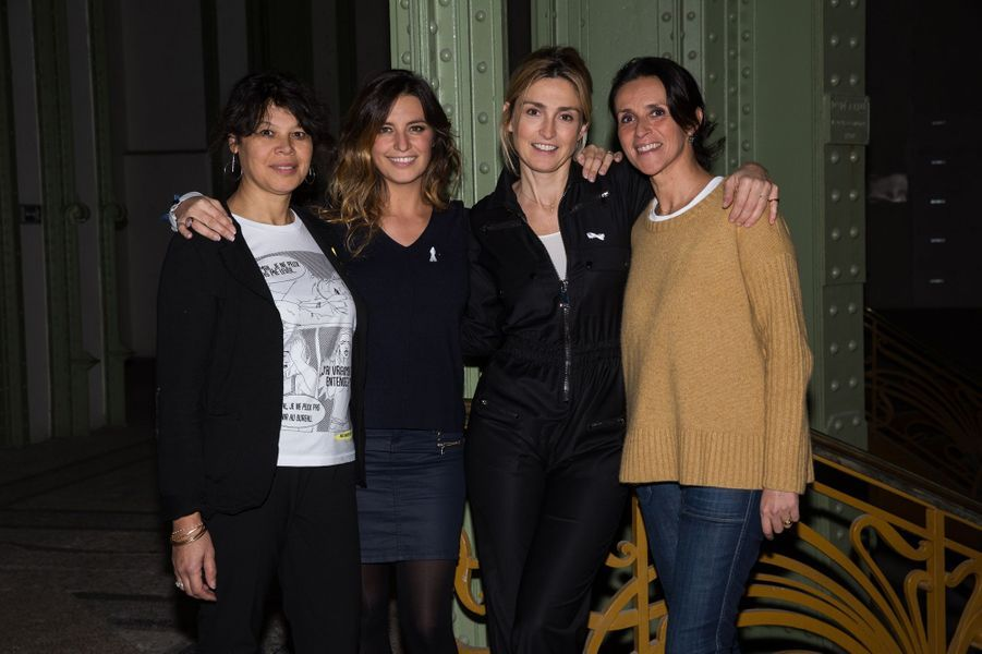 La Fondation des Femmes, soutenue par les comédiennes Julie Gayet et Laetitia Milot, a récolté 225 000 euros lors de sa course à pied.
