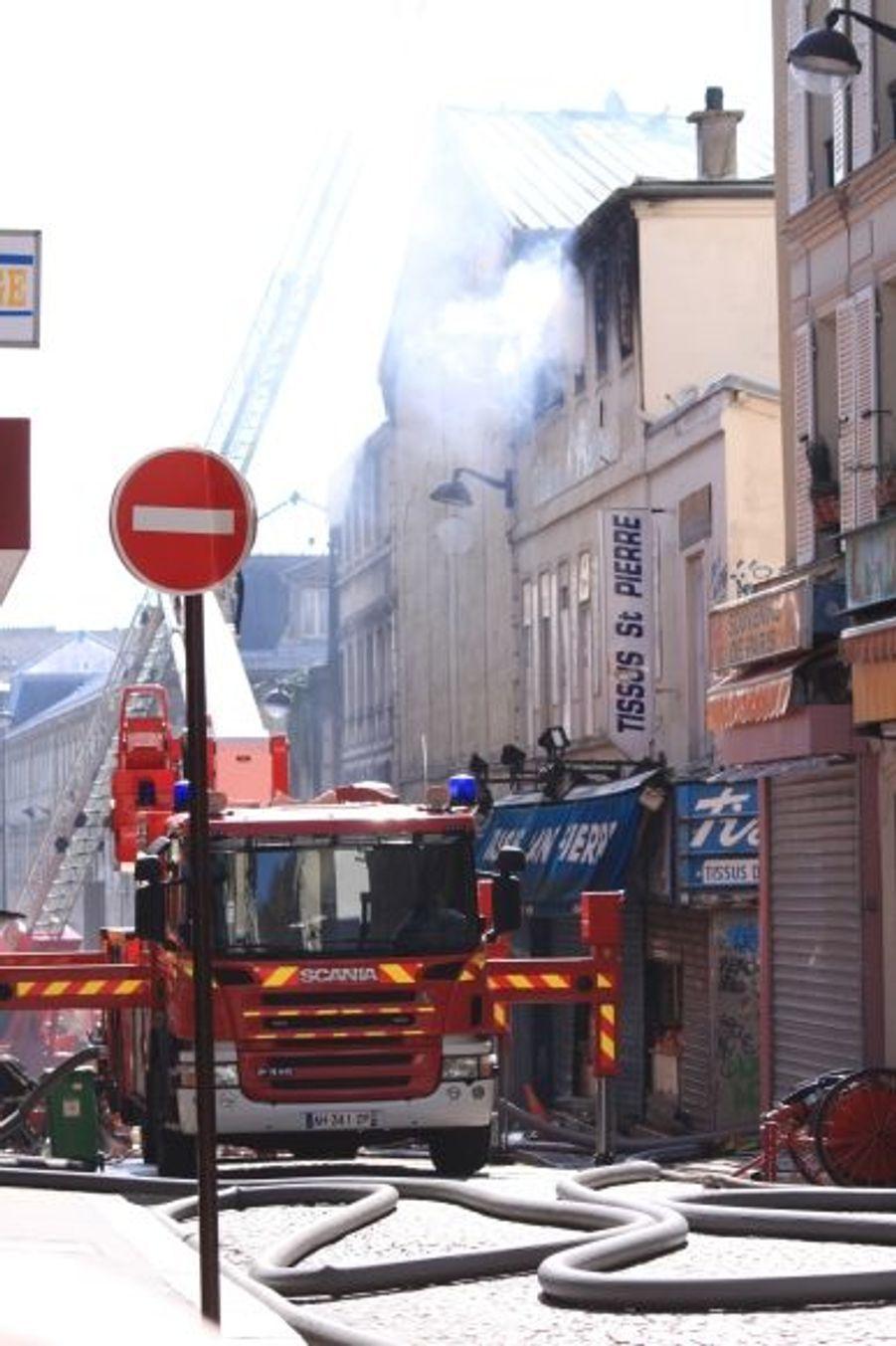 Rue Steinkerque