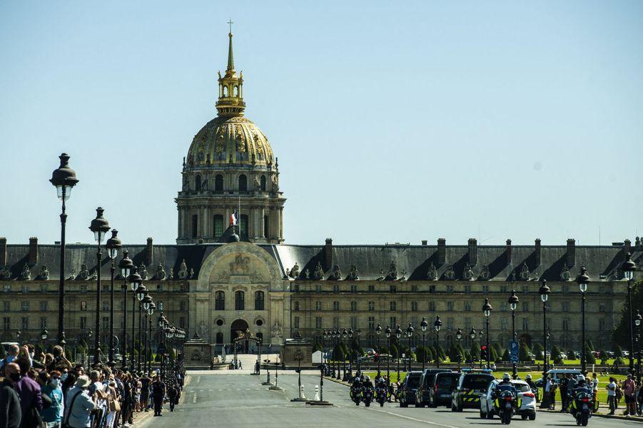 Une seconde cérémonie aura lieu mardi 28 juillet à Tarbes.